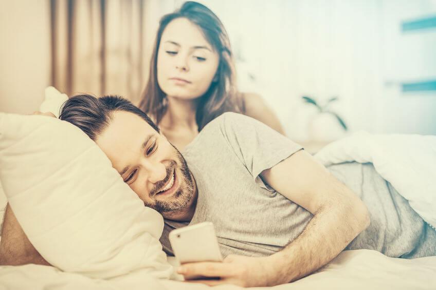 קנאה וזוגיות